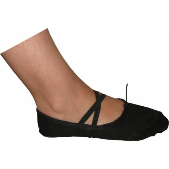 Pantofi pentru balet Maxima, Negru