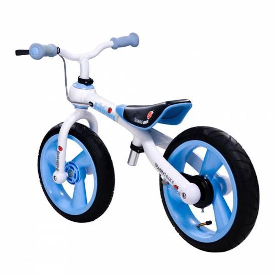 Bicicleta fara pedale JD BUG Training Bike, Rosu