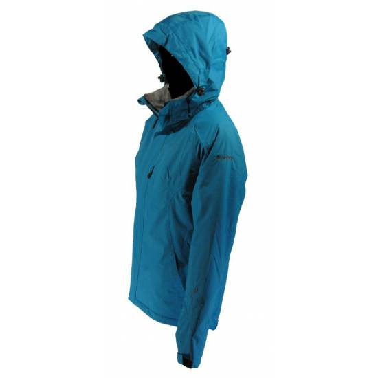 Jacheta sport iarna HI-TEC Lady Paris, Albastru