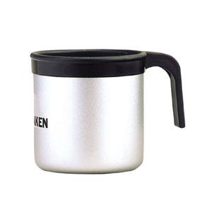 Cana de aluminiu Laken Mug 0,4 l