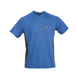 Tricou sport barbati HI-TEC Charudu, Albastru