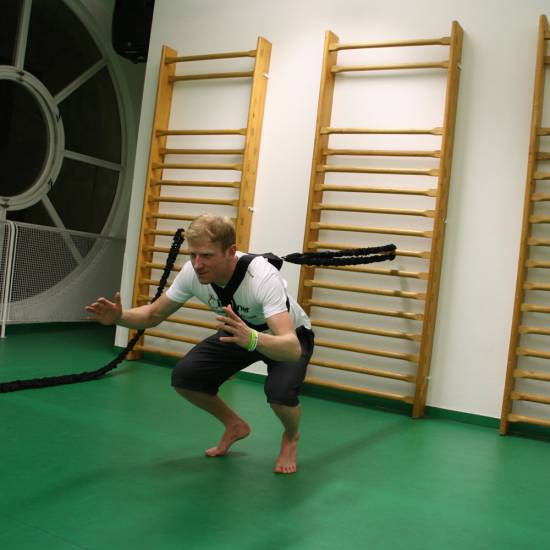 Coarda elastica antrenament inSPORTline Byfaster RS1300