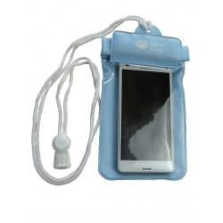 Husă impermeabilă pentru telefon AQUAWAVE Zalen, Albastru