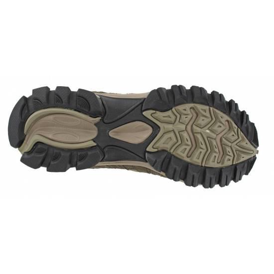 Pantofi trekking HI-TEC Alto WP, Maro