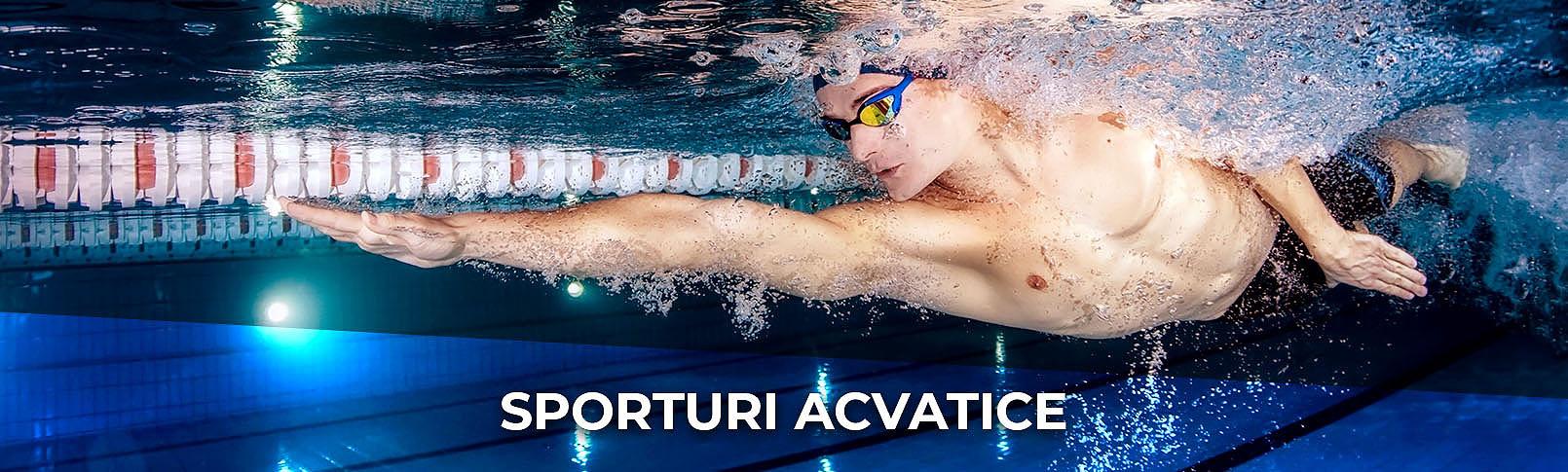 sporturi acvatice