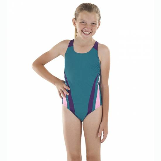 Costum de baie ZOGGS Byron Crossback Girls