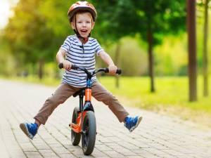 Bicicleta de echilibru