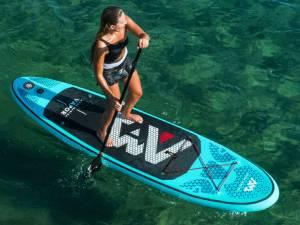 Ce este o placa SUP (Stand Up Paddleboarding)?