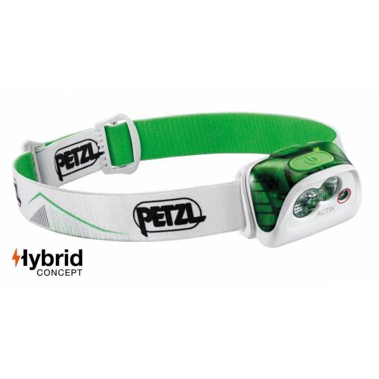 Lanterna frontala PETZL Actik Hybrid