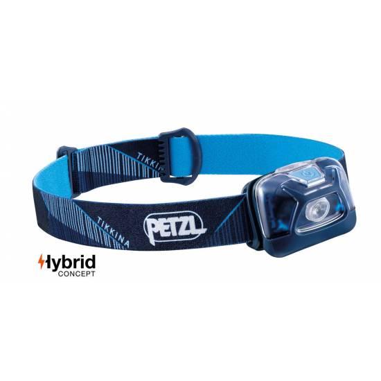 Lanterna Frontala PETZL Tikkina Hybrid