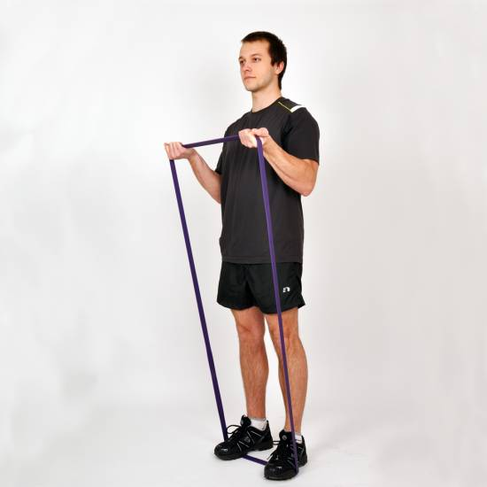 Banda elastica inSPORTline Hangy 65 mm