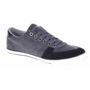 Pantofi casual barbati HI-TEC Kabis, Negru/Gri