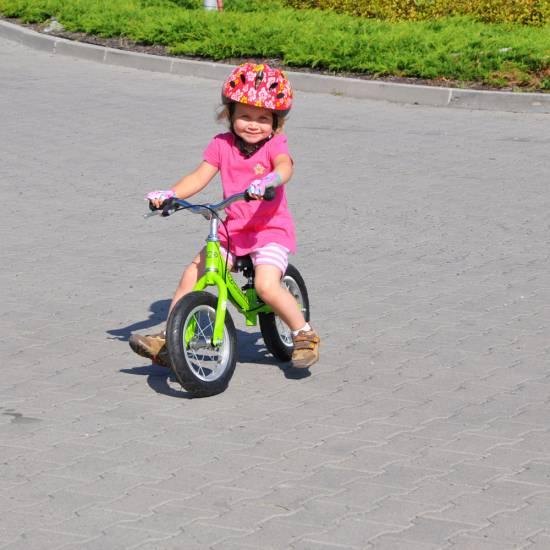Bicicleta fara pedale WORKER Grendy