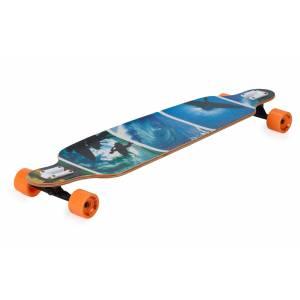 Longboard SPARTAN DROP SHAPE 41 - Surfer Blue