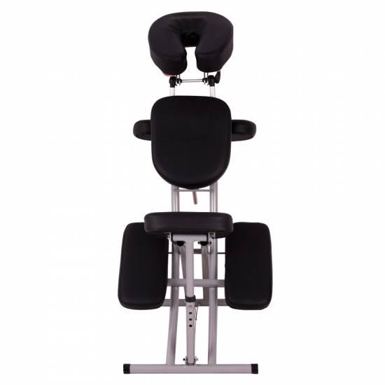 Scaunul pentru masaj inSPORTline Relaxxy - aluminiu