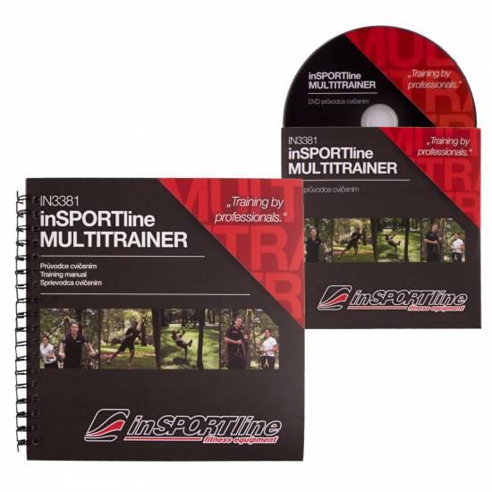 MultiTrainer cu benzi inSPORTline Universal