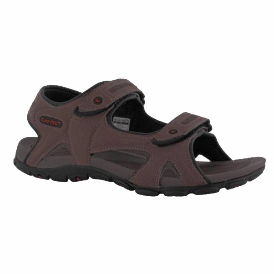 Sandale sport barbati HI-TEC Owaka, Chocolate