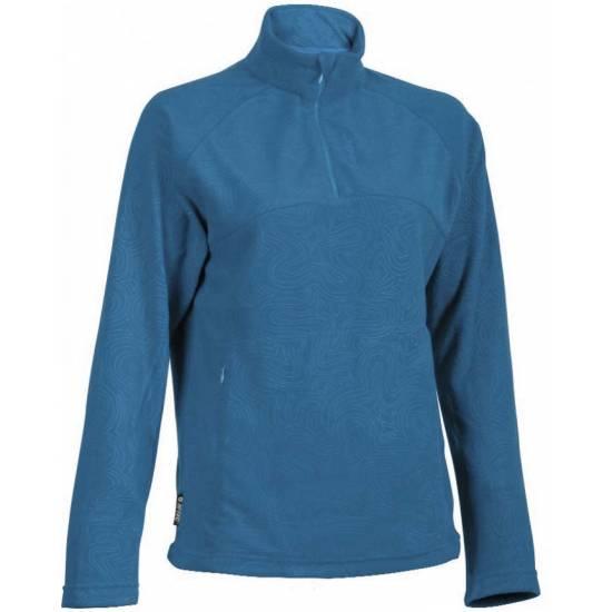Bluza Fleece HI-TEC Wanexa Wo's, Albastru