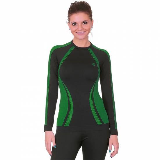 Bluza termica HI-TEC Rico Wo s, Verde