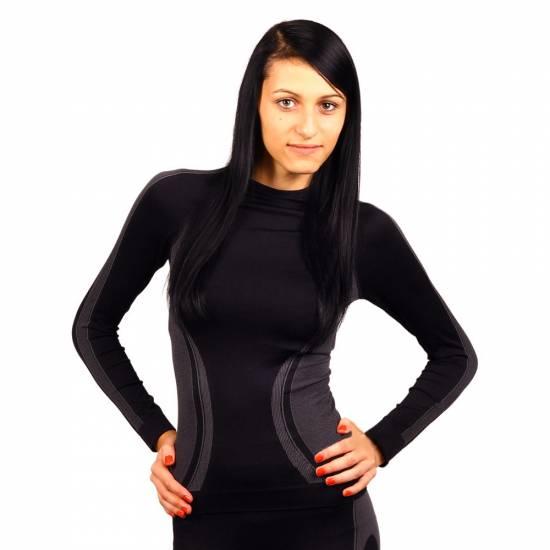 Bluza termica HI-TEC Lady Rico, Gri