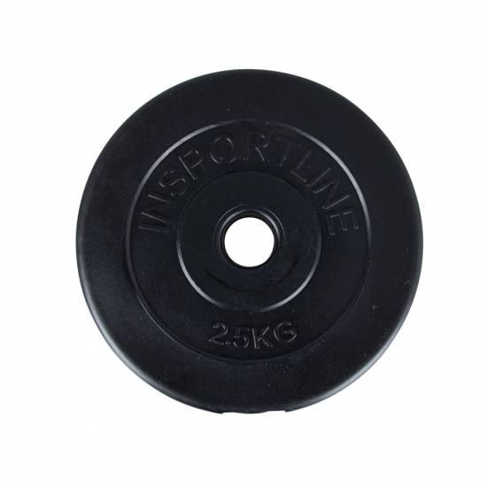 Set gantere cu umputura ciment inSPORTline DBS2181