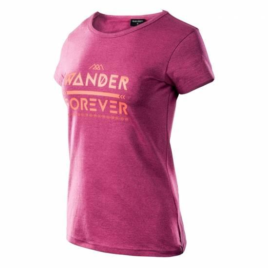 Tricou pentru femei HI-TEC Lady Bonie, Violet