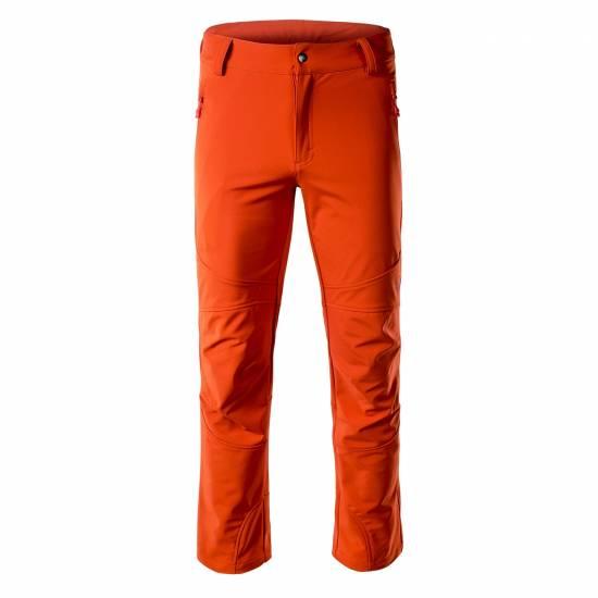 Pantaloni de barbati ELBRUS Leland, Portocaliu