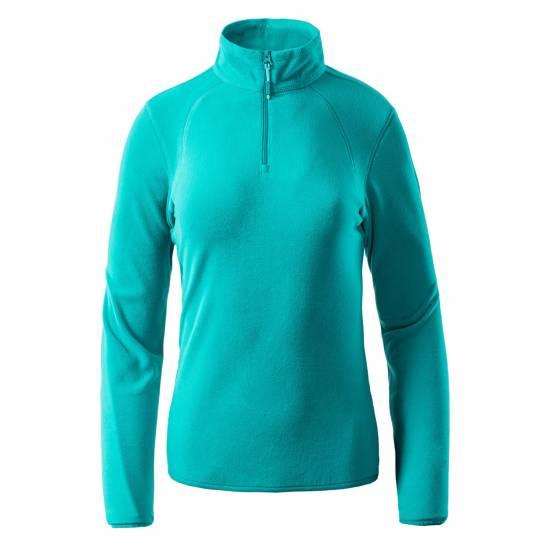 Bluza pentru femei polar IGUANA Vilos W, Capri Breeze
