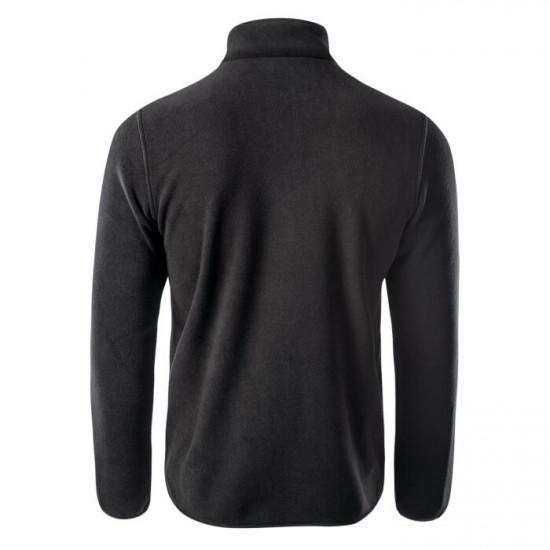 Bluza polar pentru barbati MARTES MANON, Negru