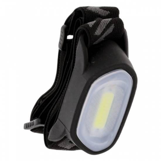 Lanterna frontala MARTES Proxima, Negru