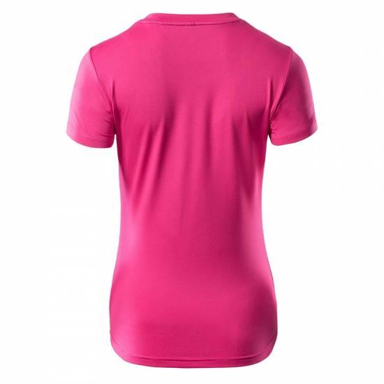 Tricou pentru femei IQ Aldia Wmns, Roz