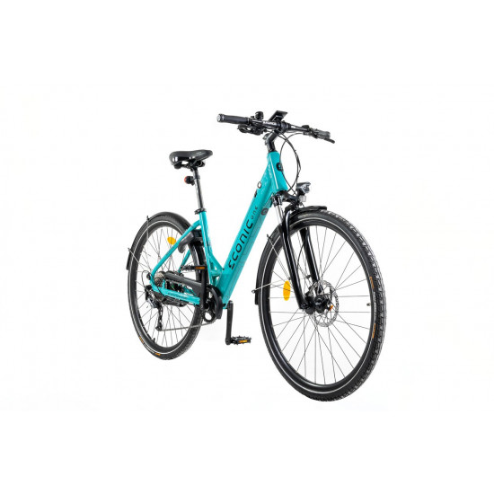 Bicicleta electrica SMART URBAN LITE Econic One - Albastru