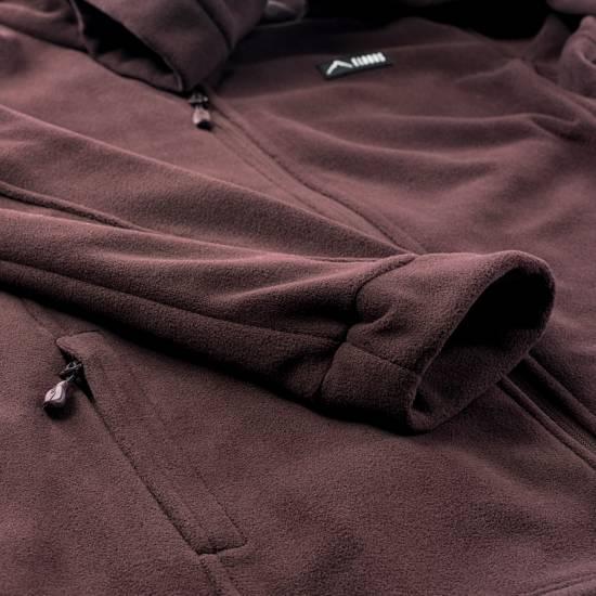 Geaca din lana pentru barbati ELBRUS Maze, Maro