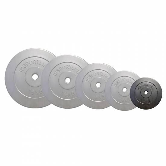 Disc greutate cu ciment inSPORTline 1.25 kg