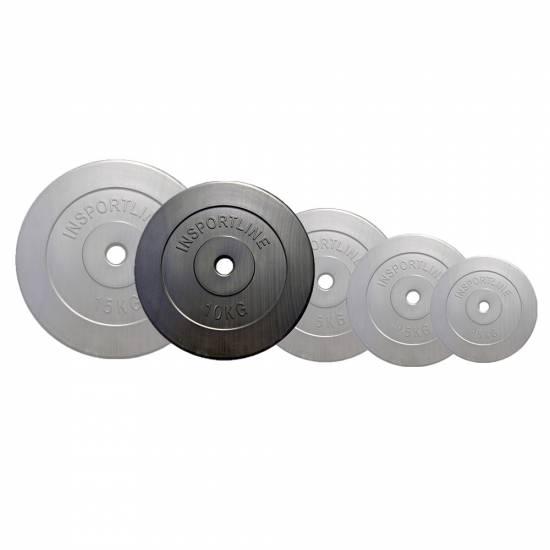 Disc greutate cu ciment inSPORTline 10 kg