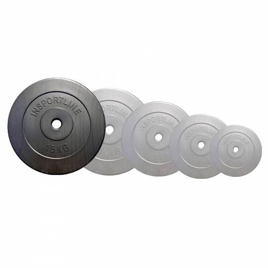 Disc greutate cu ciment inSPORTline 15 kg