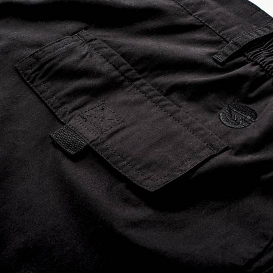 Pantaloni scurti de barbati HI-TEC Sammi, Negru
