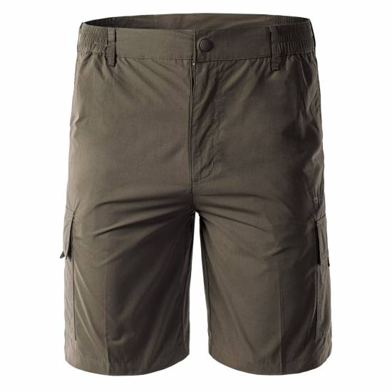 Pantaloni scurti de barbati HI-TEC Sammi, verde maslin