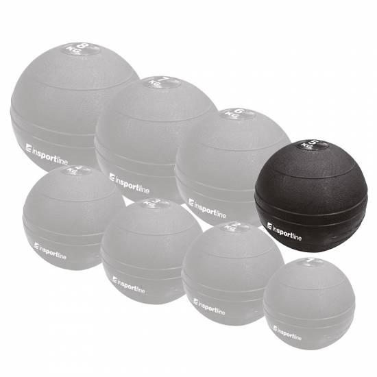 Minge medicinala inSPORTline Slam Ball 5 kg