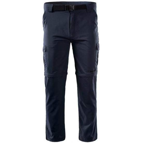 Pantaloni pentru barbati HI-TEC Loop, Albastru inchis