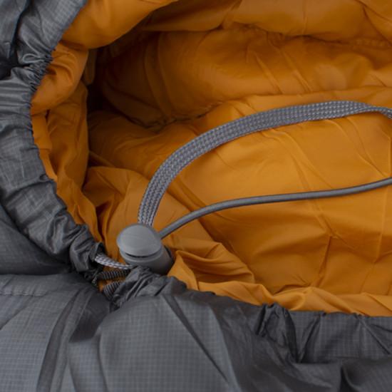 Sac de dormit PINGUIN Expert CCS 185cm R - NOU, Gri