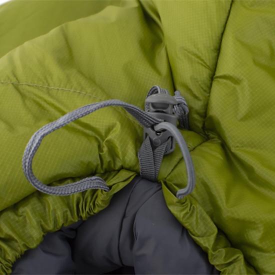Sac de dormit PINGUIN Micra CCS 175 cm, Albastru