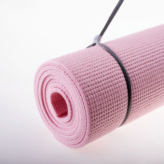 Saltea de yoga MARTES Lumax, Roz