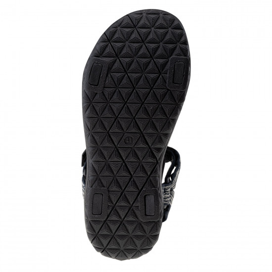 Sandale pentru barbati HI-TEC Hanary, Negru / Albastru