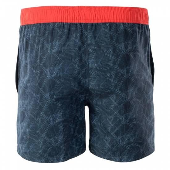 Pantaloni scurti de inot AQUAWAVE Alvan, Rosu