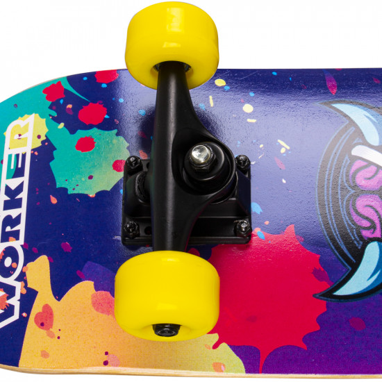 Skateboard WORKER Psypunk