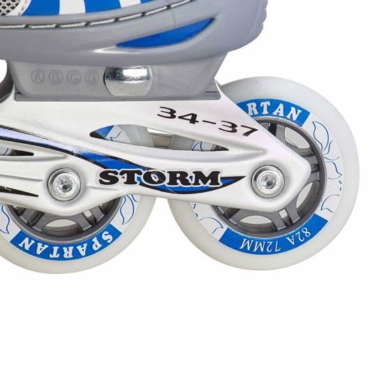 Role SPARTAN Storm, Albastru