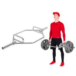 Parghie de greutati olimpica inSPORTline Dedlif