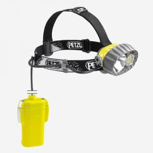 Lanterna frontala  PETZL Duobelt Led 14