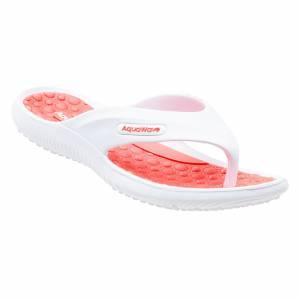 Papuci pentru femei AQUAWAVE Ilama, Alb
